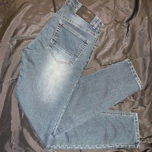Vintage Genes Black jeans